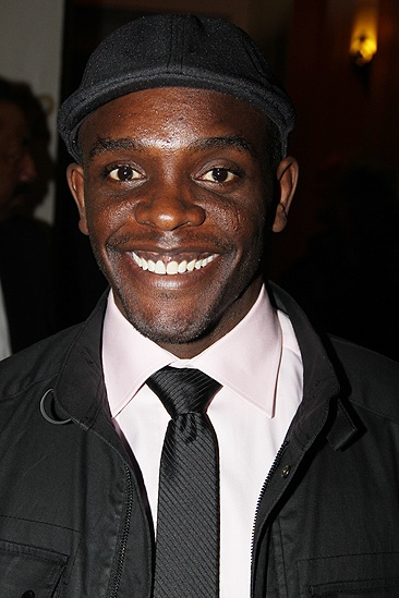 Other Desert Cities Broadway Opening Night – Chris Chalk