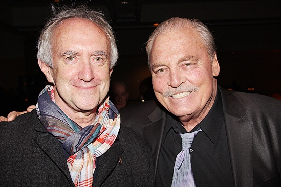 Other Desert Cities Broadway Opening Night  Stacy Keach  Jonathan Pryce