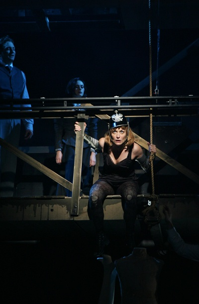 Show Photos - The Blue Flower - Meghan McGeary