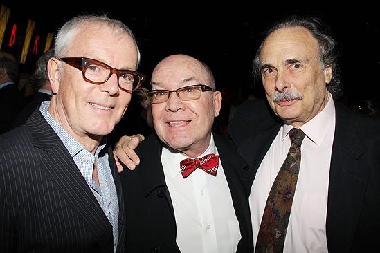 Venus in Fur Broadway Opening Night – John Barrett – Jack O'Brien – Arthur Kopit