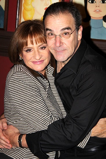 Patti LuPone and Mandy Patinkin Meet and Greet  Patti LuPone  Mandy Patinkin