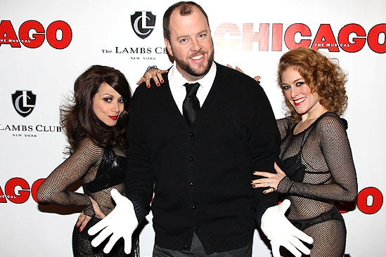 Chicago 15th Broadway Anniversary – Donna Marie Asbury – Chris Sullivan – Dylis Croman
