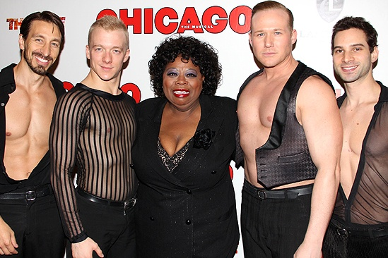 Chicago 15th Broadway Anniversary – Carol Woods – Adam Zotovich – Ryan Worsing – Jason Patrick Sands – Michael Cusumano