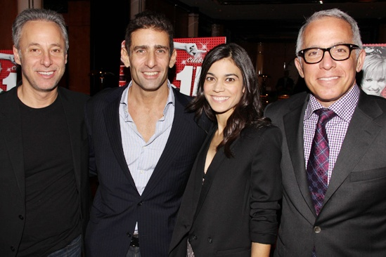 Chicago 15th Broadway Anniversary – David Rabin – Jeffrey Jah – Margaret Zakarian –Geoffrey Zakarian