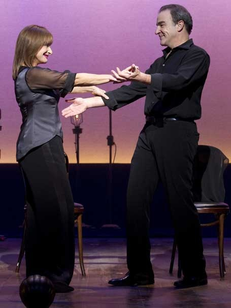 Show Photos - An Evening With Patti and Mandy - Patti LuPone - Mandy Patinkin