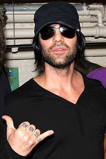 Rock of Ages – Criss Angel Visit – Criss Angel