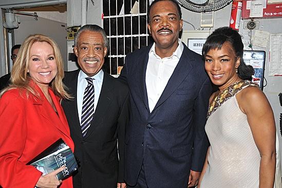 Samuel L. Jackson Mountaintop Birthday Bash – Kathie Lee Gifford- Reverend Al Sharpton – Samuel L. Jackson – Angela Bassett