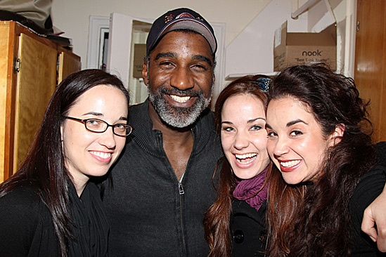 Porgy and Bess - Summer Boggess, Norm Lewis, Sierra Boggess and Alexandra Silber