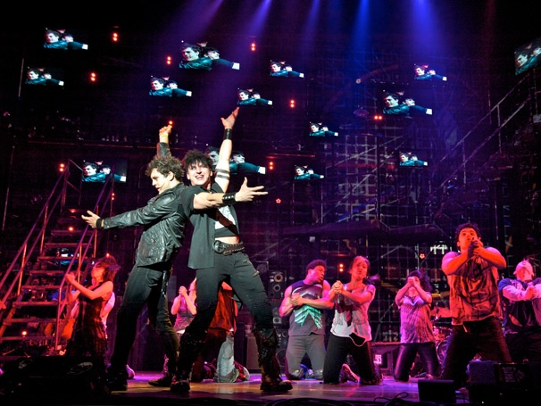 Show Photos - American Idiot - Van Hughes - Joshua Kobak