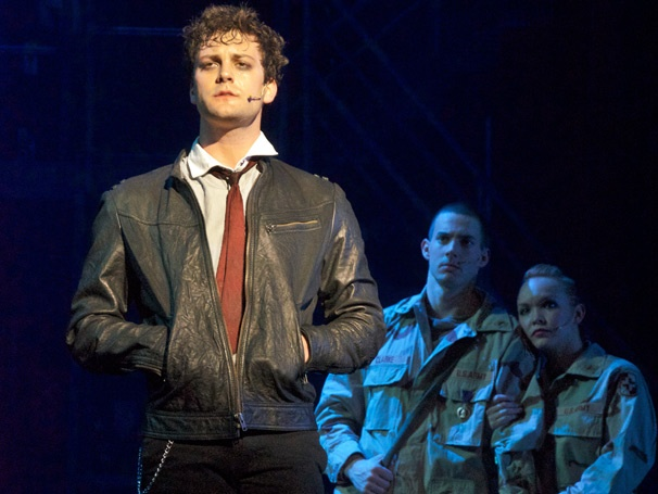 Show Photos - American Idiot - Van Hughes - Scott J. Campbell - Nicci Claspell