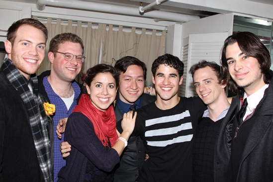 How to Succeed – Team StarKid Visit – Joseph Walker - Dylan Saunders – Meredith Stepien – Corey Lubowich – Darren Criss – Brian Holden – Joey Richter