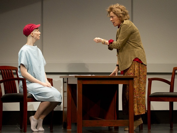 Show Photos - Wit - Cynthia Nixon - Suzanne Bertish