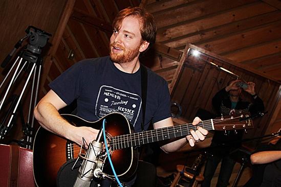 Once Cast Album Recording – David Abeles
