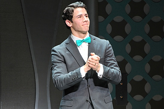 How to Succeed – Nick Jonas Opening – Nick Jonas