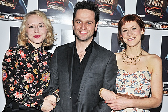 Look Back in Anger  Sarah Goldberg  Matthew Rhys  Charlotte Parry