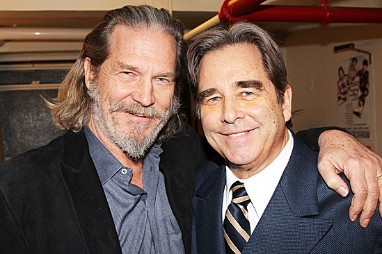How to Succeed  Jeff Bridges Visit - Jeff Bridges  Beau Bridges
