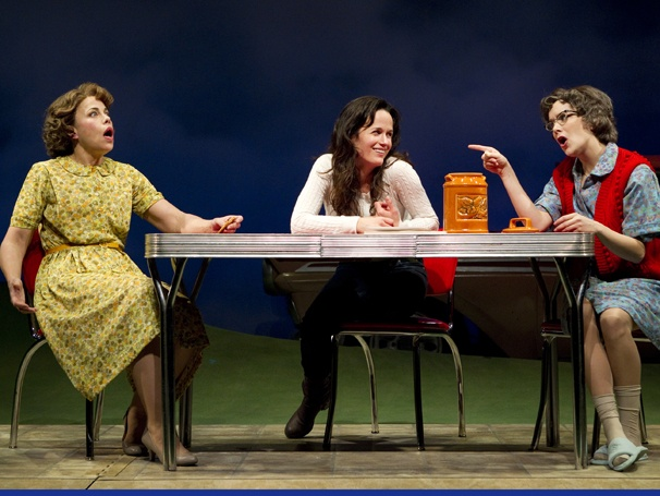 Show Photos - How I Learned to Drive - Jennifer Regan - Elizabeth Reaser - Marine Schulenburg