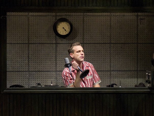 Show Photos - Memphis - Adam Pascal