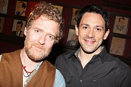 Once Meet and Greet – Glen Hansard – Steve Kazee