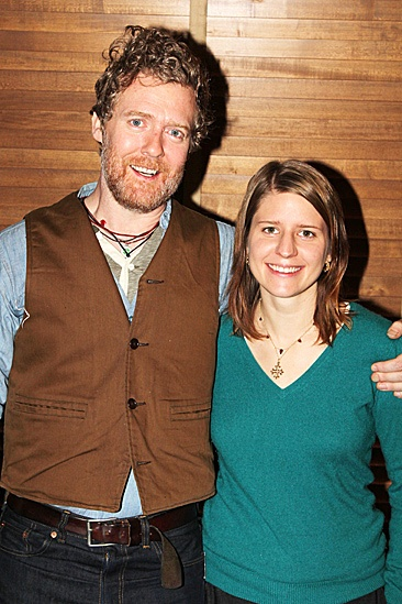 Once Meet and Greet – Glen Hansard – Marketa Irglova