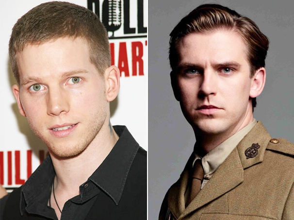 Downton Abbey Casting - Stark Sands