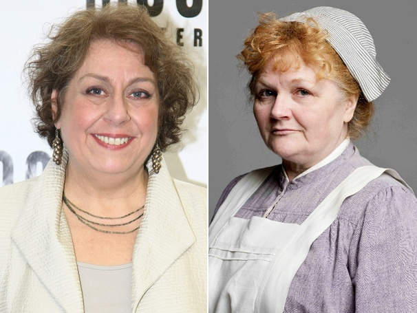Downton Abbey Casting - Jayne Houdyshell