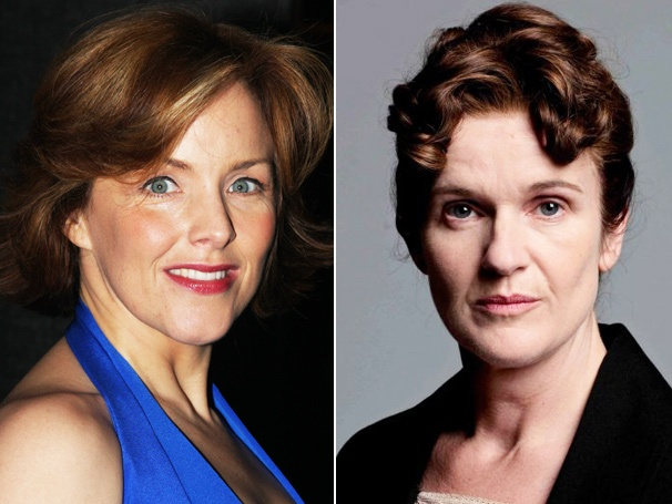 Downton Abbey Casting - Alice Ripley