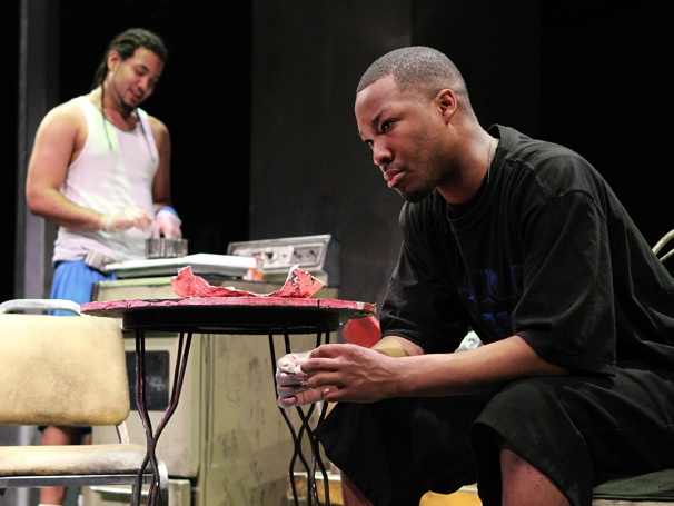 Show Photos - Hurt Village - Nicholas Christopher - Corey Hawkins