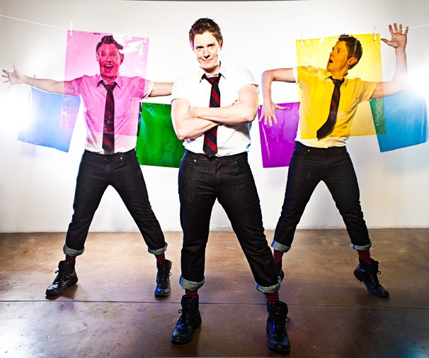 Gotta Dance! Justin Bohon of &lt;I&gt;The Book of Mormon&lt;/I&gt; - 6