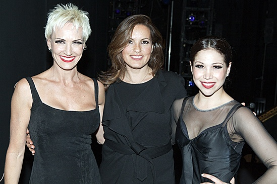 Mariska Hargitay at Chicago – Amra-Faye Wright – Mariska Hargitay – Bianca Marroquin