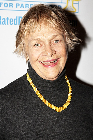 Rated P For Parenthood – Opening Night – Estelle Parsons