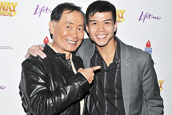 Broadway Backwards 7 – George Takei – Telly Leung