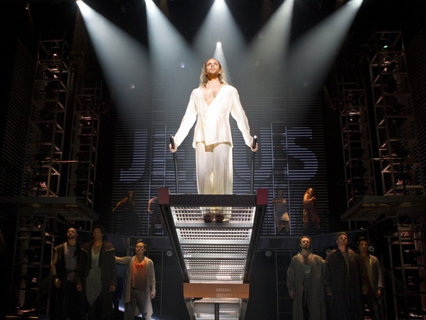 Show Photos - Jesus Christ Superstar - Paul Nolan