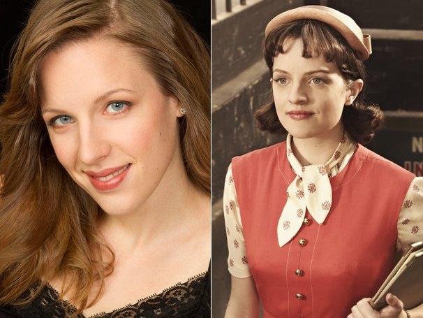 Mad Men Casting - Peggy Olson