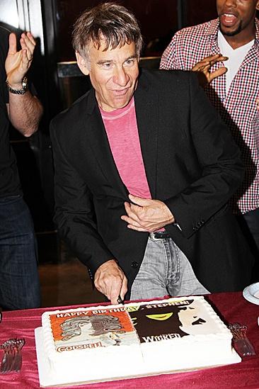 Stephen Schwartz's Birthday with Wicked and Godspell -   Stephen Schwartz – Wallace Smith