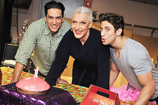 Priscilla First Anniversary – Will Swenson – Tony Sheldon – Nick Adams
