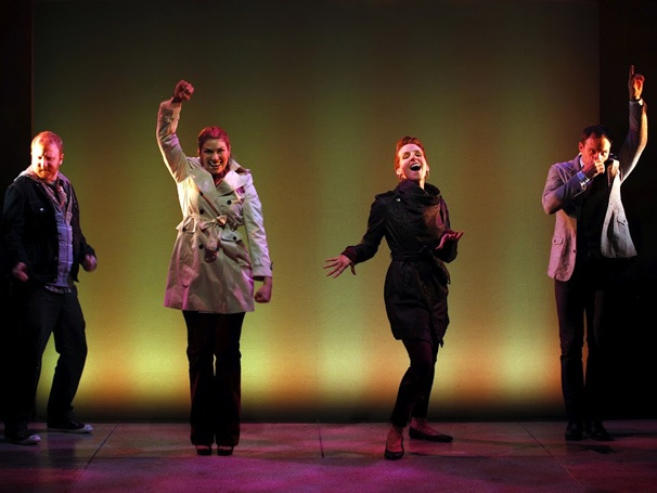 Show Photos - Now. Here. This. - Hunter Bell - Heidi Blickenstaff - Susan Blackwell - Jeff Bowen