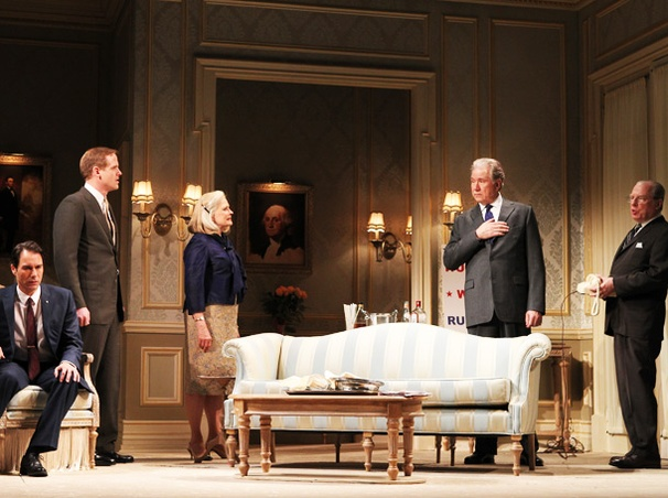 Show Photos - The Best Man - Eric McCormack - Corey Brill - Candice Bergen - John Larroquette - Michael McKean