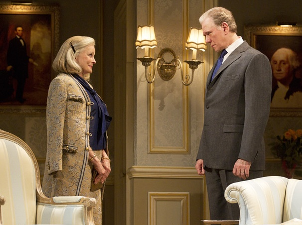 Show Photos - The Best Man - Candice Bergen - John Larroquette