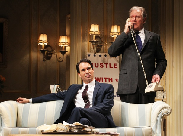 Show Photos - The Best Man - Eric McCormack - John Larroquette