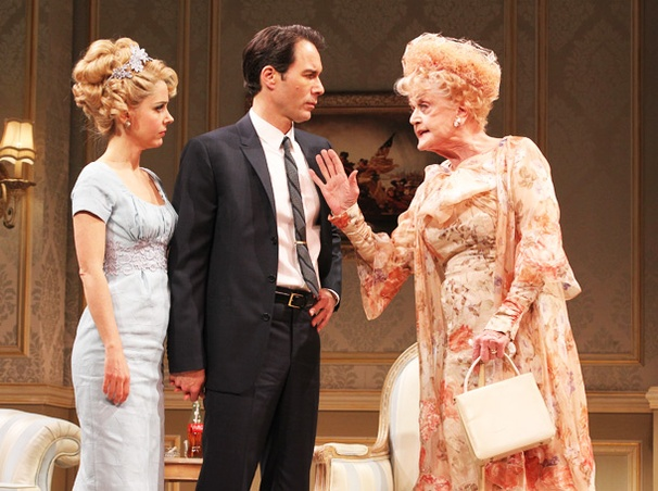Show Photos - The Best Man - Kerry Butler - Eric McCormack - Angela Lansbury