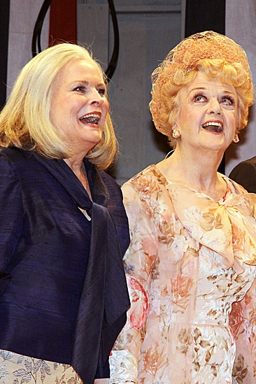 The Best Man – Opening Night – Candice Bergen – Angela Lansbury