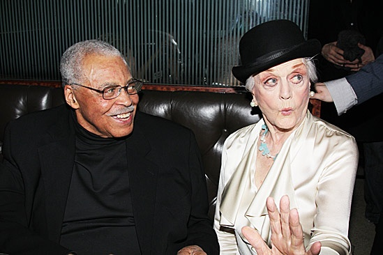 Angela Lansbury james earl jones