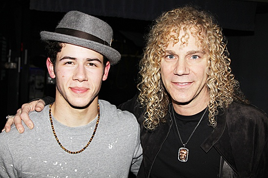 How to Succeed  David Bryan visit  Nick Jonas  David Bryan