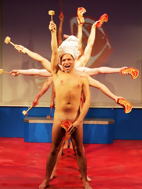 Show Photos - Naked Boys Singing - cast