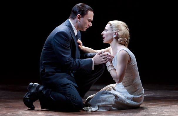 Evita - Michael Cerveris and Elena Roger