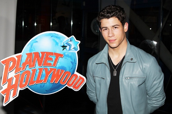 How to Succeed – Nick Jonas Planet Hollywood – Nick Jonas