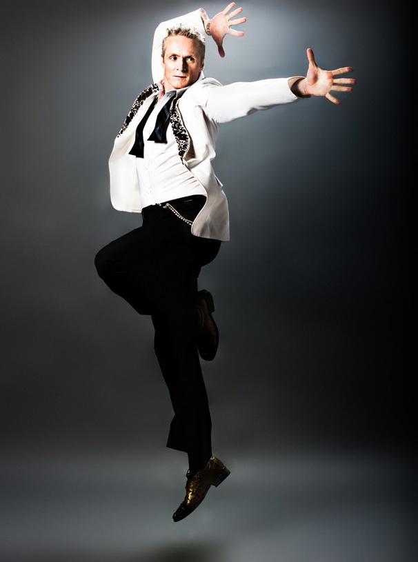 Gotta Dance! Brian O'Brien - 8