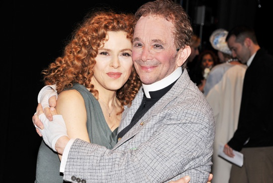 Anything Goes – Joel Grey Birthday – Bernadette Peters – Joel Grey