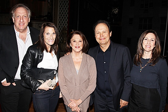 The Lyons - Alan Zweibel-Robin Zweibel-Linda Lavin-Billy Crystal-Janice Goldfinger